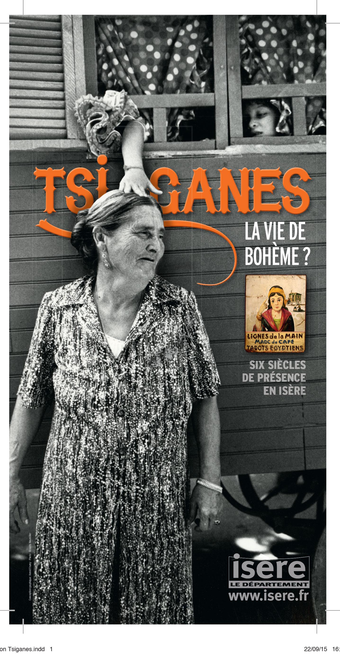 Affiche-Tzigane-La-vie-de-Bohème--